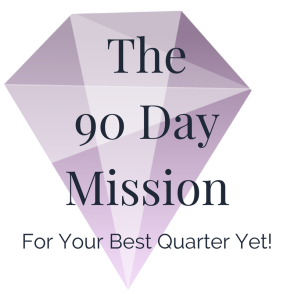 The 90 Day Mission